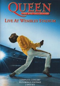 Cover Queen - Live At Wembley Stadium [DVD]